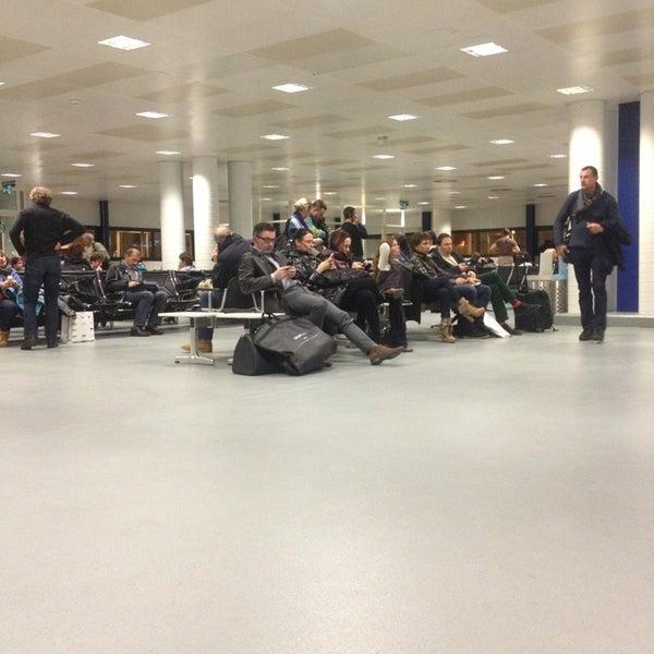 2/10/2013に⚡M. G.がジュネーヴ国際空港 (GVA)で撮った写真