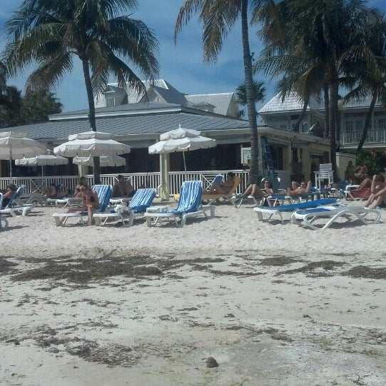 Foto scattata a Southernmost Beach Cafe da David K. il 2/20/2013