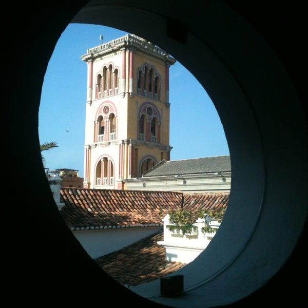 Das Foto wurde bei Casa San Agustin von Olga Lucia G. am 3/16/2013 aufgenommen