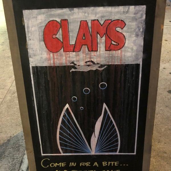 casino clam bar williamsburg