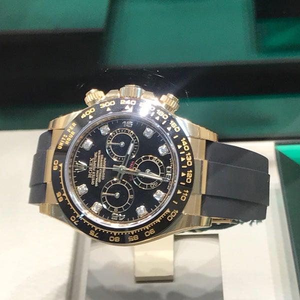 3c40c9d68033a Photo taken at Rolex by MARWAN..G💫 on 3 6 2019