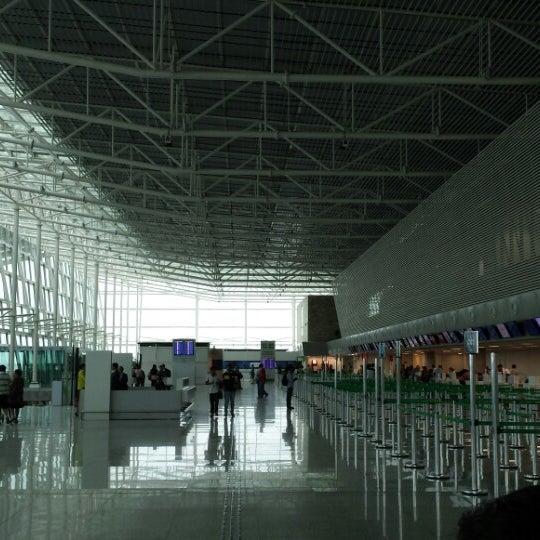 Снимок сделан в Aeroporto Internacional de Natal / São Gonçalo do Amarante (NAT) пользователем Hudson R. 7/26/2014