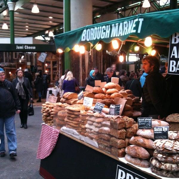 Foto tirada no(a) Borough Market por Guerrillero C. em 2/15/2013
