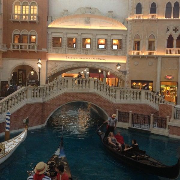 Foto tirada no(a) Venetian Resort & Casino por Erika em 4/14/2013