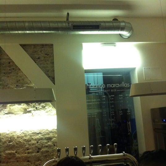 Foto tirada no(a) Fábrica Maravillas por Belen F. em 12/14/2012