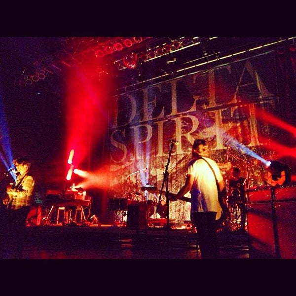 11/7/2012에 Jon D.님이 House of Blues에서 찍은 사진