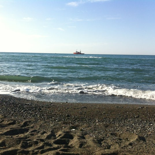 Город жемчужина у моря