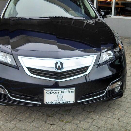 Open Road Acura >> Open Road Acura Of Wayne Auto Dealership