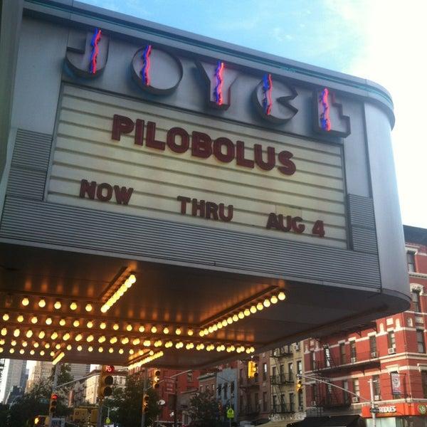 Photo prise au The Joyce Theater par Aislinn S. le7/24/2013