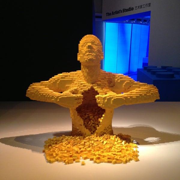Foto diambil di ArtScience Museum oleh Irina K. pada 3/16/2013
