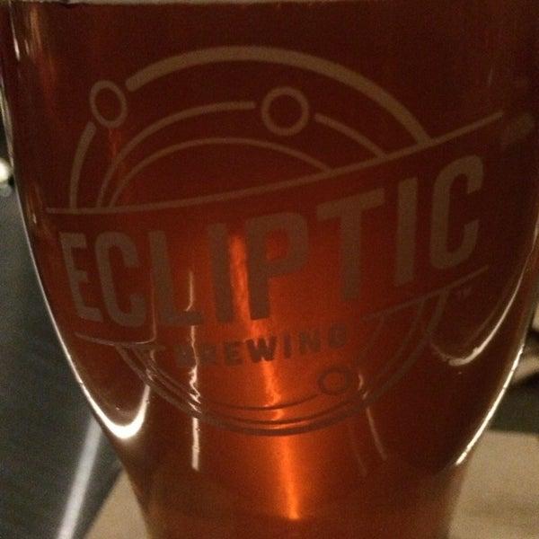 10/24/2013にNatalieがEcliptic Brewingで撮った写真