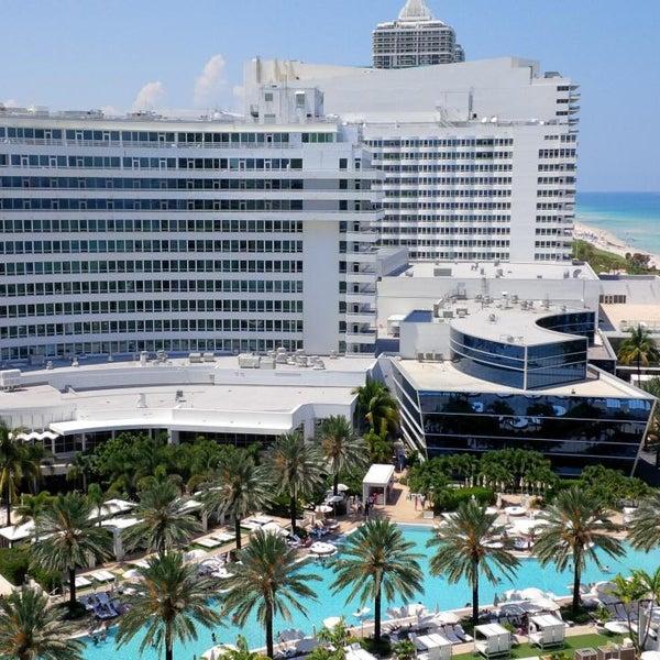 Photo prise au Fontainebleau Miami Beach par Zhann J. le5/24/2013