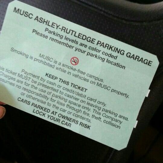 Rutledge Tower Parking Garage - Radcliffeborough - 1 tip