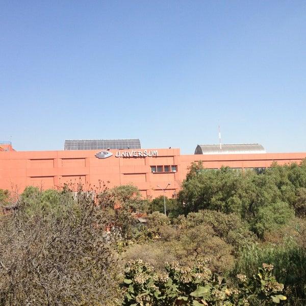 รูปภาพถ่ายที่ Universum, Museo de las Ciencias โดย Mariolis เมื่อ 2/4/2013