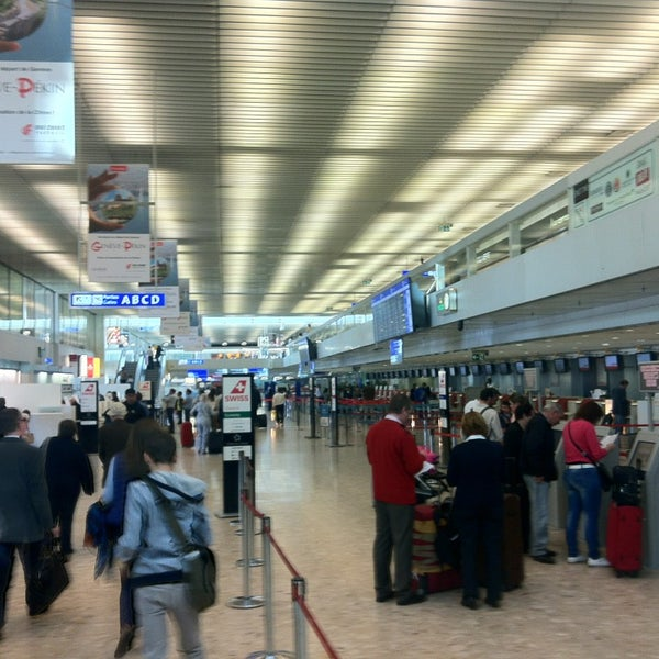 Photo prise au Aéroport de Genève Cointrin (GVA) par Андрей Л. le6/6/2013
