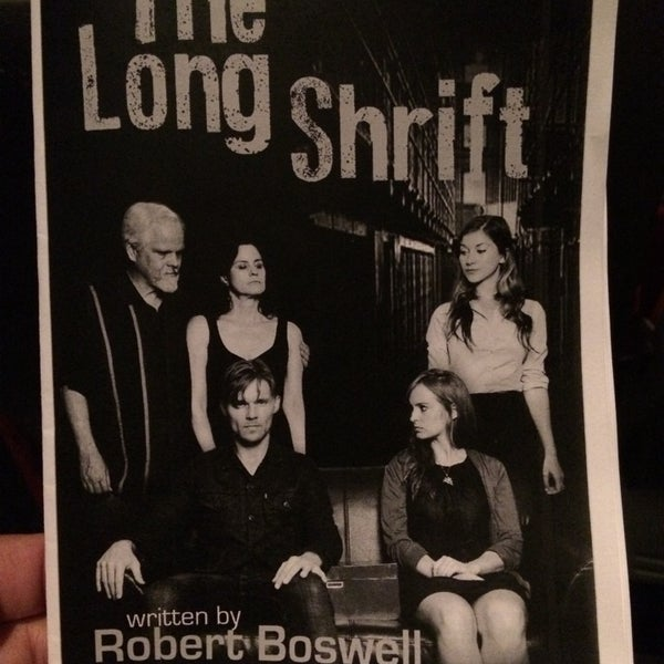 7/27/2014にRich C.がRattlestick Playwrights Theaterで撮った写真
