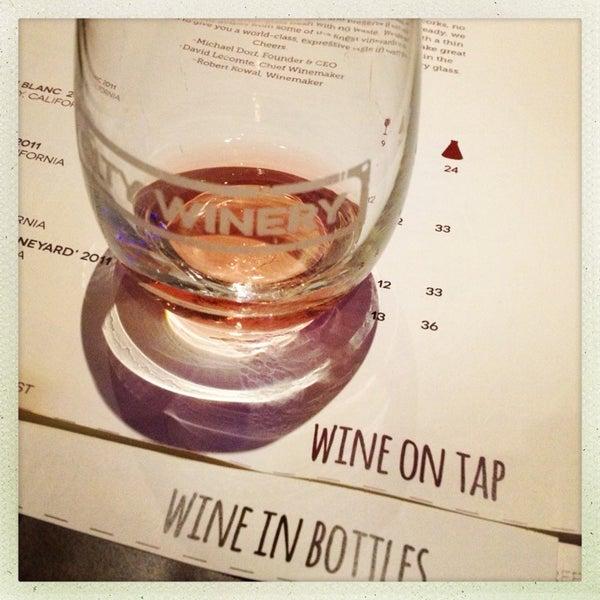 1/4/2013 tarihinde Samantha O.ziyaretçi tarafından City Winery'de çekilen fotoğraf