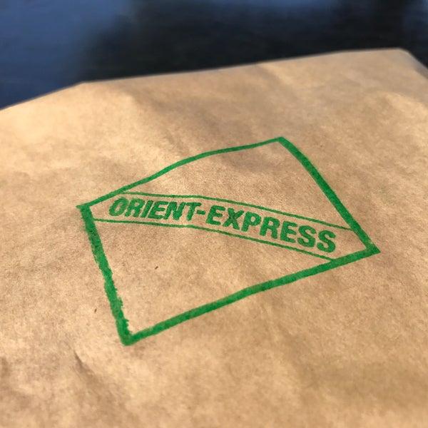9/9/2017 tarihinde Ryan E.ziyaretçi tarafından Orient Express'de çekilen fotoğraf