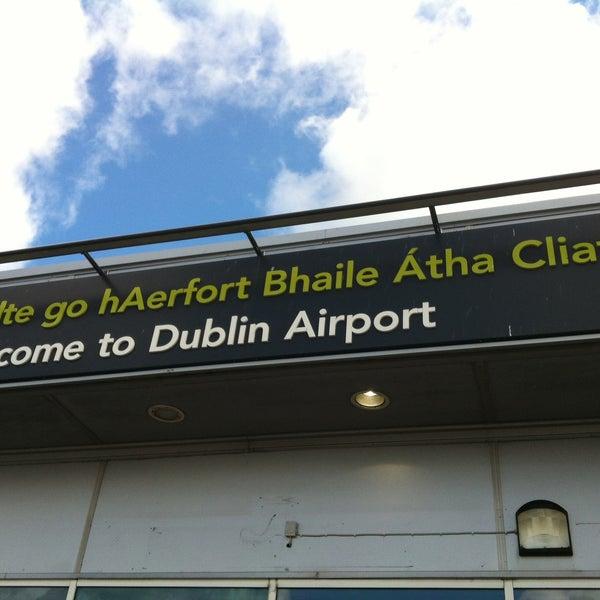 Foto tirada no(a) Aeroporto de Dublin (DUB) por Bruno Reis A. Cunha em 4/27/2013