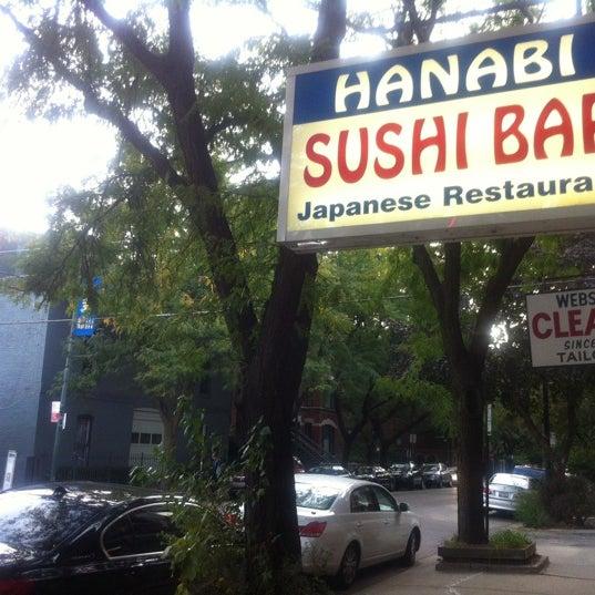 Foto diambil di Hanabi Sushi Bar oleh Luis A. pada 9/20/2012