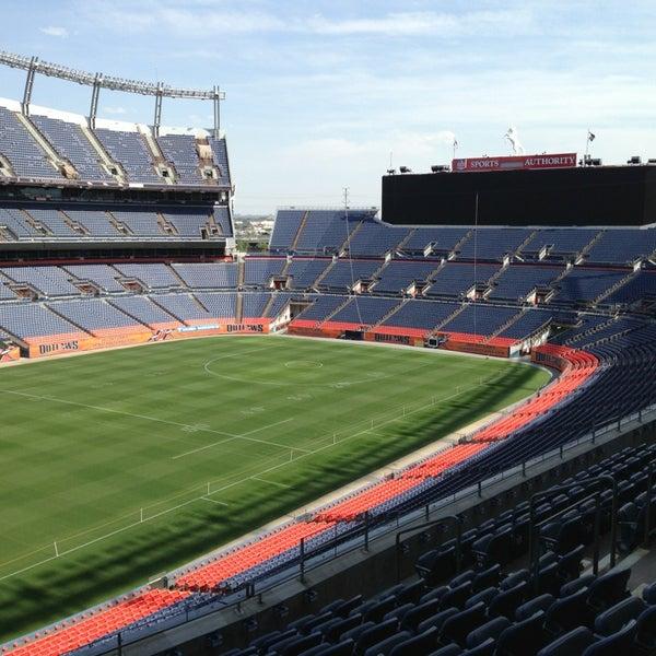 Foto diambil di Broncos Stadium at Mile High oleh Marcelino B. pada 6/20/2013