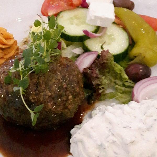 Athena Kalmar Lunch