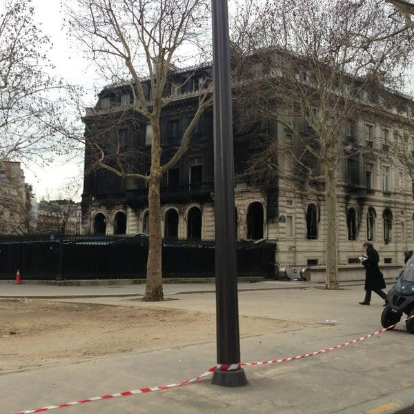 2/21/2013にFarid I.がL'ARC Parisで撮った写真
