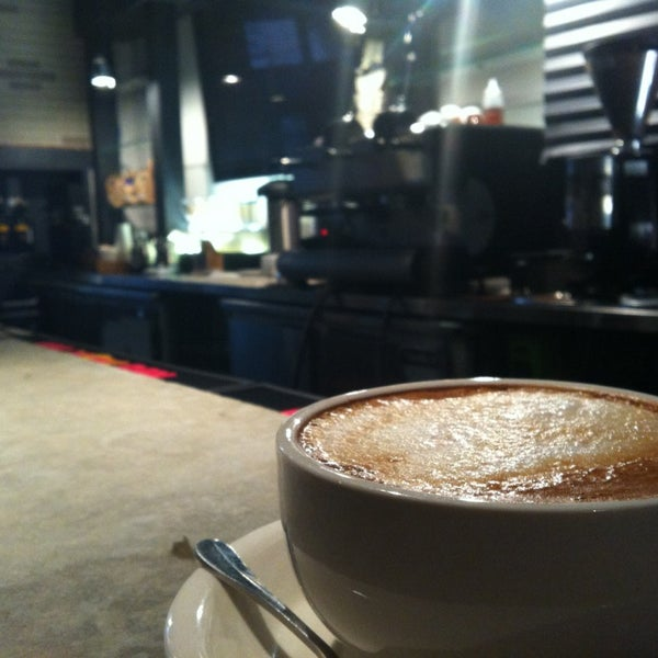 Das Foto wurde bei Coffee Foundry von Wei-Hsiang H. am 2/11/2013 aufgenommen
