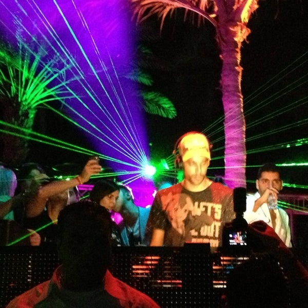 Снимок сделан в Blue Marlin Ibiza пользователем Adnan H. 2/15/2013
