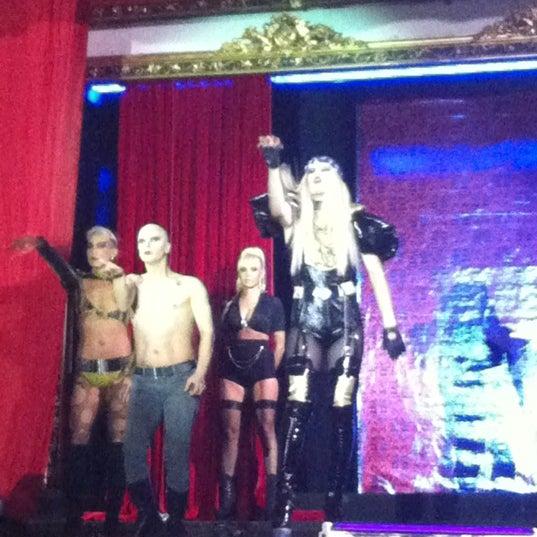 Foto tomada en XLarge Club İstanbul por Nihan T. el 11/23/2012