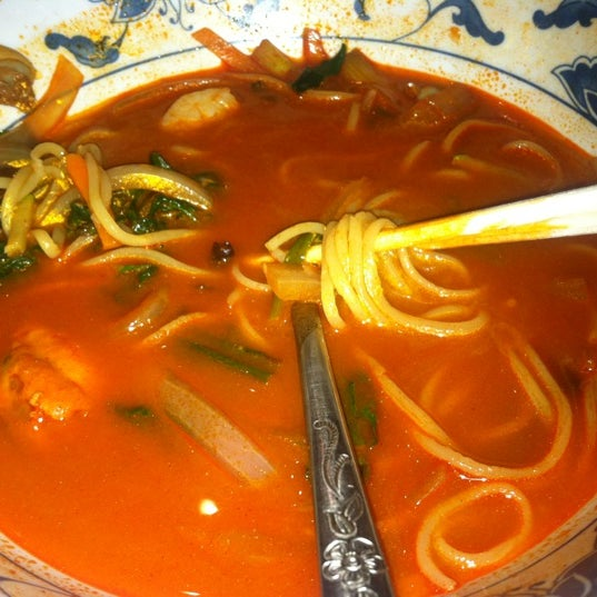 Foto scattata a Hyo Dong Gak da Monica il 11/6/2012