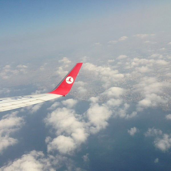 Снимок сделан в Аэропорт Стамбул им. Сабихи Гёкчен (SAW) пользователем Oktay T. 7/13/2013