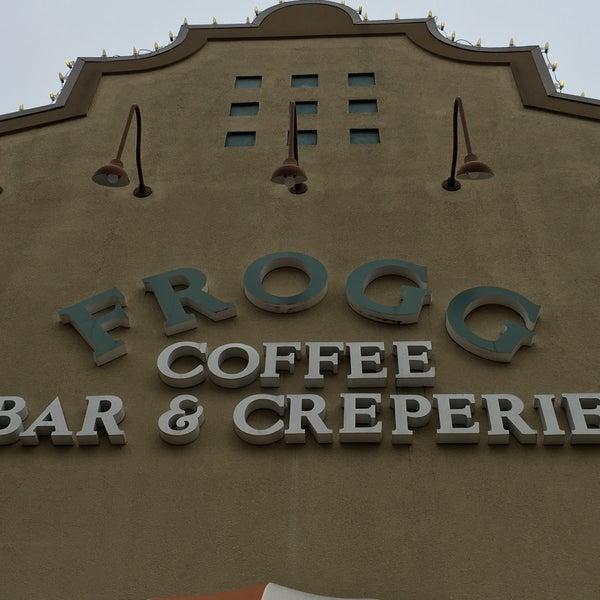 2/19/2017にJason K.がFrogg Coffee Bar and Creperieで撮った写真