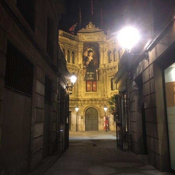 Foto diambil di Museu de Cera de Barcelona oleh Pablo C. pada 11/20/2017