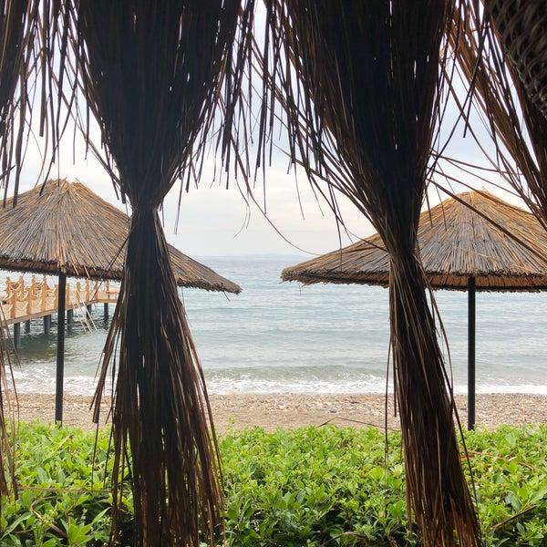 Снимок сделан в Assos Ida Costa Hotel пользователем Sema U. 7/15/2019