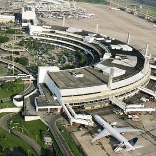 3b19d1a517 Aeroporto Internacional do Rio de Janeiro   Galeão (GIG) - Ilha do  Governador - Rio de Janeiro