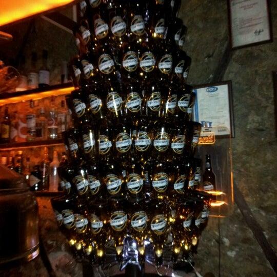 รูปภาพถ่ายที่ Sardunya's Brasserie Bomonti ve Şarap Evi โดย Süleyman K. เมื่อ 12/18/2012