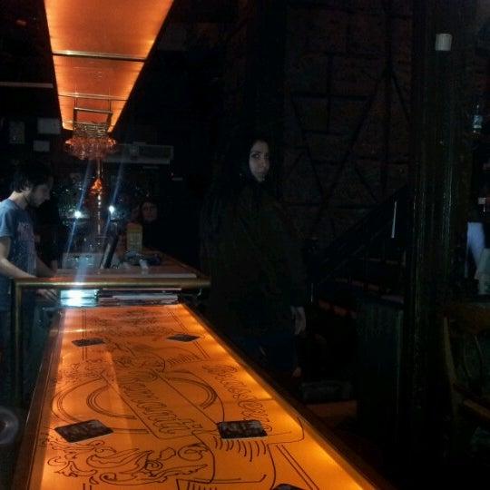 รูปภาพถ่ายที่ Sardunya's Brasserie Bomonti ve Şarap Evi โดย Süleyman K. เมื่อ 1/19/2013
