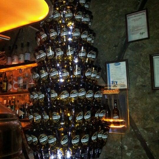รูปภาพถ่ายที่ Sardunya's Brasserie Bomonti ve Şarap Evi โดย Süleyman K. เมื่อ 12/17/2012