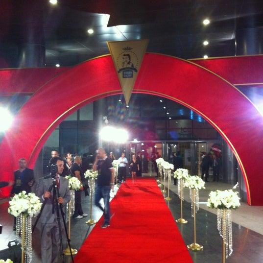 Das Foto wurde bei İstanbul Kongre Merkezi von Mehmet G. am 10/18/2012 aufgenommen