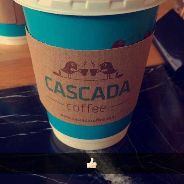 Das Foto wurde bei Cascada Coffee von Kader Duru D. am 9/11/2016 aufgenommen