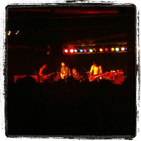 Снимок сделан в The Cannery Ballroom пользователем Dailoc N. 10/23/2012