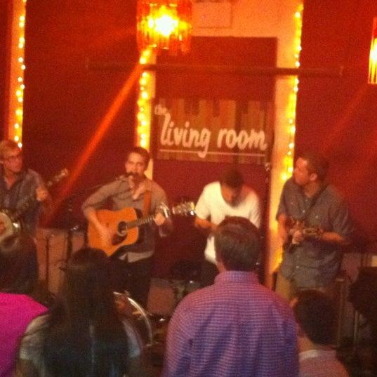 Снимок сделан в The Living Room пользователем meaghan h. 9/28/2012