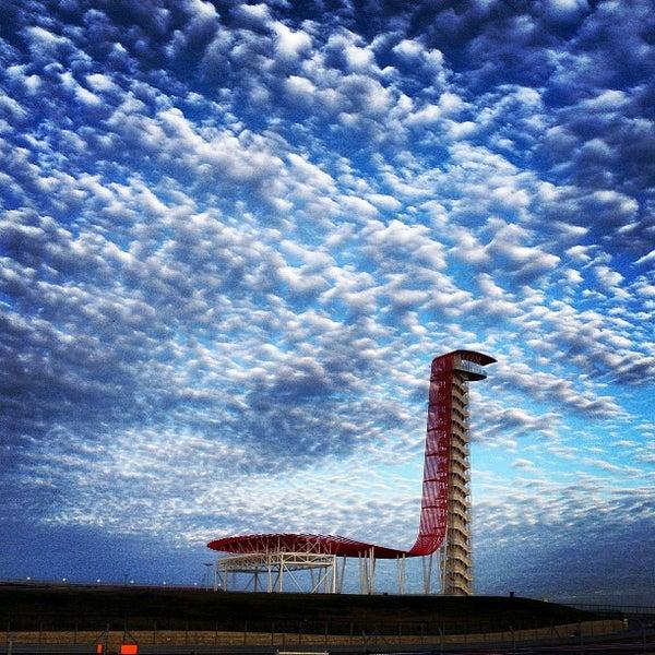 3/1/2013 tarihinde Dave D.ziyaretçi tarafından Circuit of The Americas'de çekilen fotoğraf