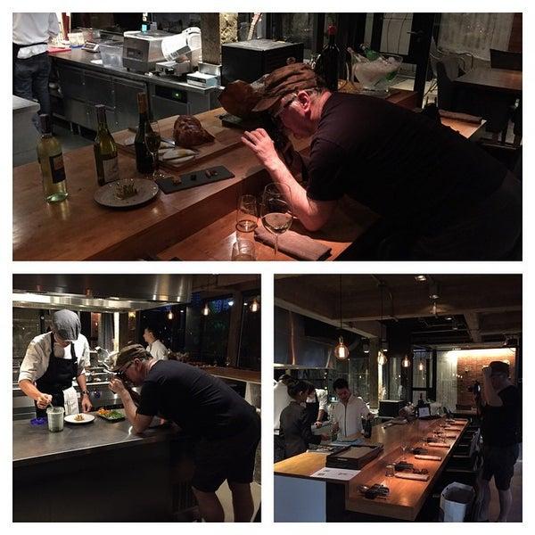 Photo Taken At Aston Dining Room Amp Bar By Ken Kreangsak L On