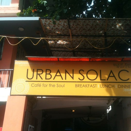 Urban Solace - Ulsoor - 32, Annaswamy Mudaliar road