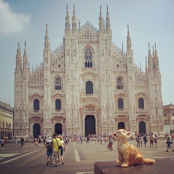 Photo prise au Dôme de Milan par Ilya G. le7/22/2013