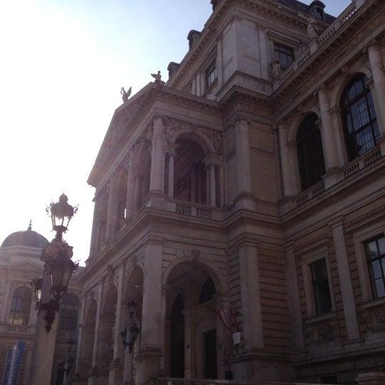 Foto tomada en Universität Wien por Ceren el 10/20/2012