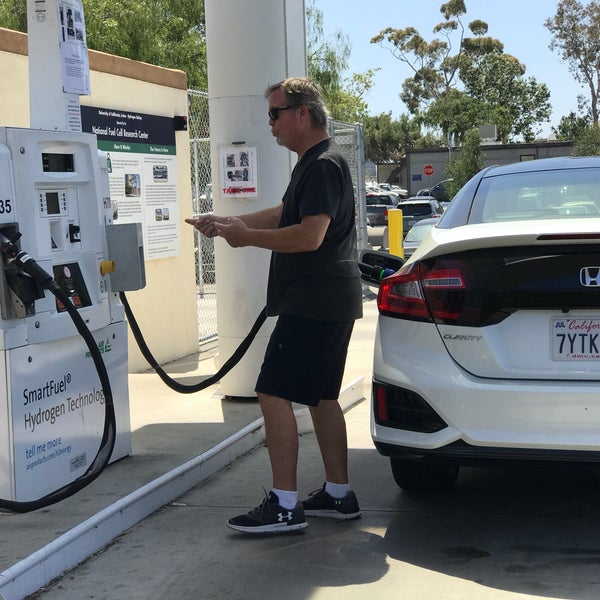 Photos at UCI Hydrogen Fueling Station - Irvine, CA