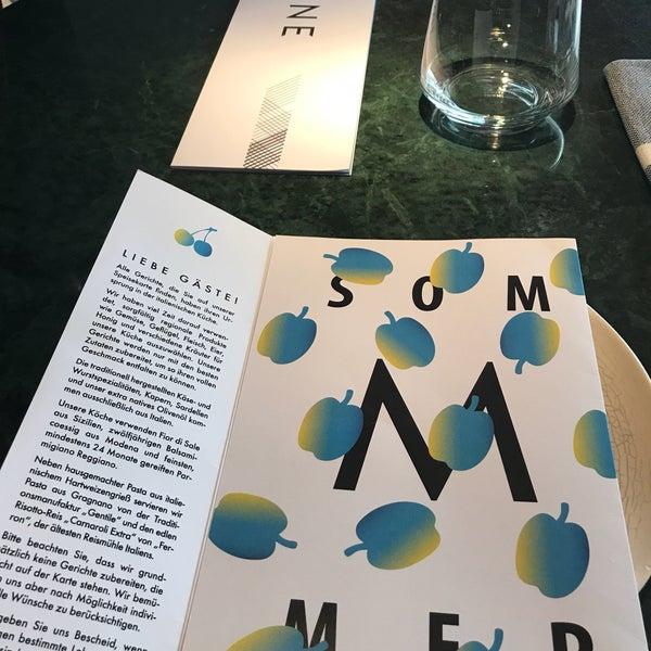 Das Foto wurde bei MINE restaurant / WINE bar von S 🤗 am 7/11/2017 aufgenommen